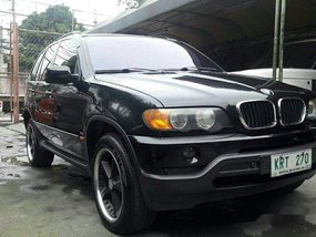 BMW X5 2001 A/T for sale