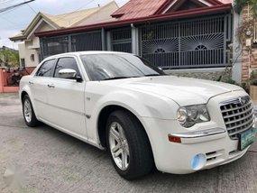Chrysler 300 2007 3.5 V6 White Sedan For Sale