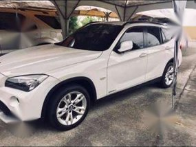 BMW X1 2013 AT Diesel White SUV For Sale