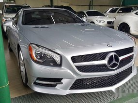 Mercedes-Benz SL550 2016 AMG A/T for sale