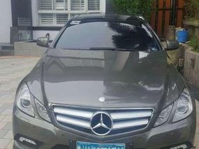 2010 Mercedes Benz 350 AT Gray Sedan For Sale