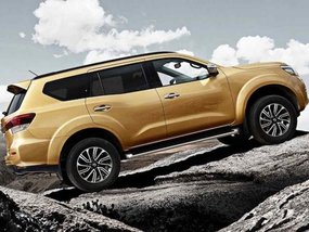 Nissan Terra 2018 to make its global debut on April 12