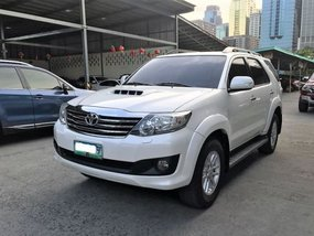 Toyota Fortuner 2013 Year for sale