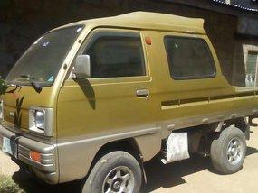 For sale Suzuki Multicab 4x4 in good running condition 2003