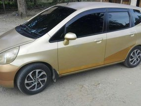 Honda Fit 2014 Top of the Line  Golden For Sale