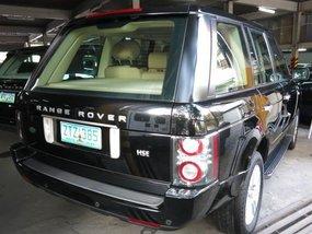 Well-kept Land Rover Ranger Rover 2009 for sale