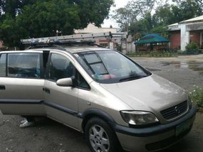Chevrolet Zafira-2004 FOR SALE