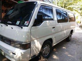 Nissan Urvan Escaped 2002 Model White For Sale