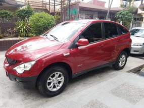 """For Sale """"Ssangyong Actyon 2009"""""""