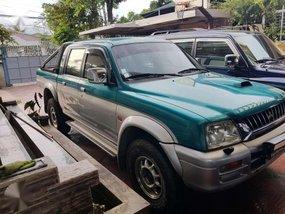 2000 Mitsubishi L200 Strada for sale