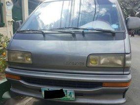Toyota Liteace Gxl Diesel 1991 Gray For Sale