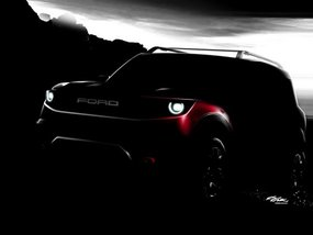 Ford Bronco, Ford Explorer ST & an unnamed off-road SUV to come by 2020