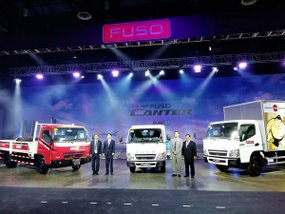 Mitsubishi Canter 2018 now meets Euro 4 emission standards