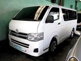 2011 Toyota Hi-Ace Commuter for sale