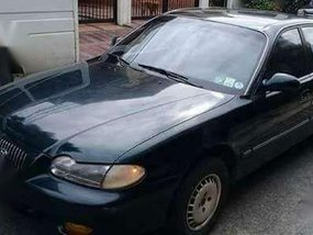 1998 Hyundai Sonata GLS Green Sedan For Sale