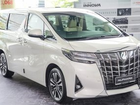 Previewing the refreshed 2018 Toyota Alphard & Vellfire in Malaysia