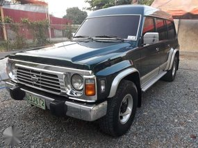 96 Nissan Patrol Safari 1st owned FOR SALE