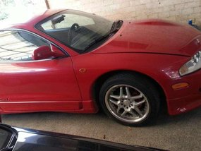 Mitsubishi Eclipse 1996 Red Coupe For Sale