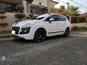 2012 Peugeot 3008 1.6 Diesel White For Sale