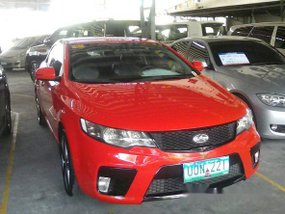Kia Forte 2012 COUPE A/T for sale