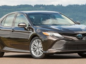 Toyota Camry 2018 & what is waiting for you