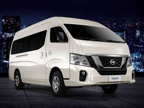Nissan Urvan Premium S 2018 transforms into a luxurious shuttle