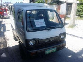 Suzuki Multicab 2008 Manual White For Sale