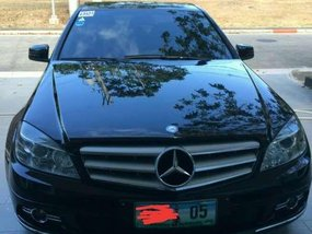 For Sale Mercedes Benz C200 2001 Black Sedan