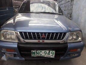 2000 Mitsubishi Indivor L200 pick up FOR SALE