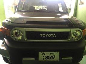 2016 Toyota FJ Cruiser-Black Binan Laguna for sale