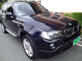 2010 BMW X3 20D xDriveAWD E83 body AT for sale