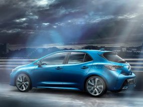 Toyota Corolla Hatchback 2019 unveiled with full specs