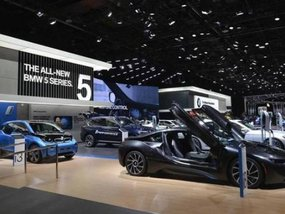BMW withdraws from the Detroit Auto Show 2019