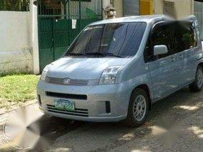 2012 Blue Honda Mobilio all power for sale