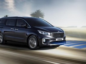 Kia Carnival 2018 facelift is officially launched in South Korea