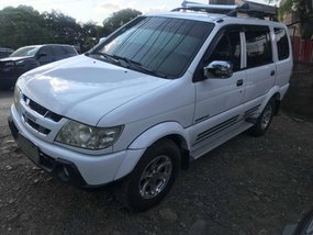 isuzu Sporitvo manual diesel 2006 for sale