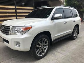2014 Toyota Land Cruiser DIESEL 200 vx at for sale