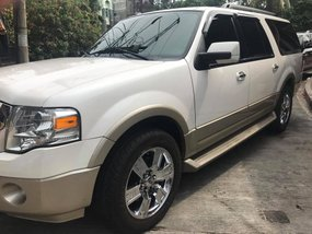 2010 Ford Expedition el at for sale