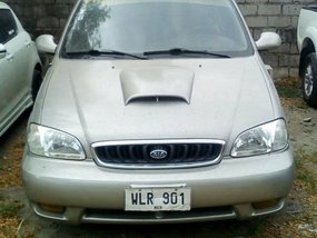 Rush sale Kia Carnival 2001 model