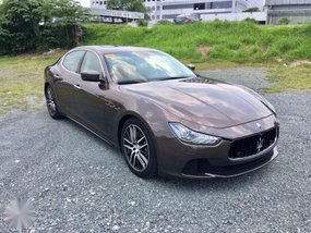 2014 Maserati Ghibli Siena Motors for sale