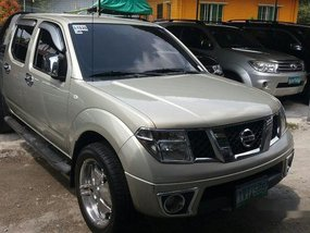 Nissan Frontier Navara 2011 LE A/T for sale