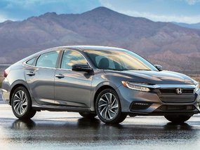 Honda Insight 2019 revealed in New York, combining style & efficiency
