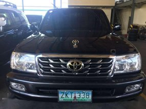 2007 Toyota Land Cruiser automatic for sale