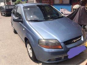 Chevrolet Aveo 2006 1.6 AT Blue Hb For Sale
