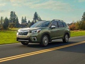 Subaru Forester 2019 comes with roomier cargo & higher efficiency
