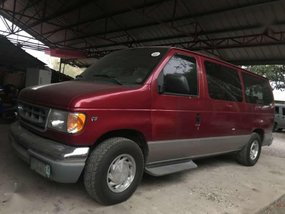 Ford E150 2001 model for sale