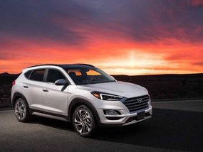 Hyundai Tucson 2019 receives fresh style, new tech & updated engine