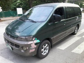 1998 Hyundai STAREX Jumbo Diesel AUTOMATIC p165T for sale