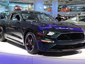 Ford Mustang Bullitt 2019 actually reaches 480 hp, priced from $46,595