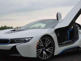 2017 BMW i8 Concept Car Hybrid Full Options